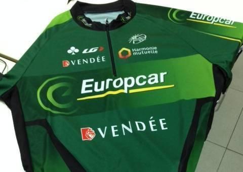 Europcar se vuelca en la promoci n de su equipo durante la vuelta ciclista a espa a la publicidad - Oficinas europcar madrid ...