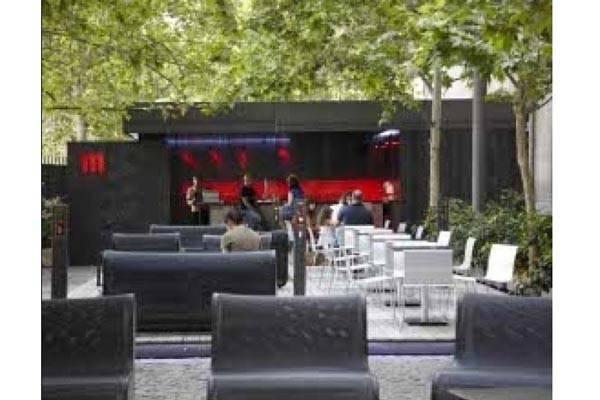 El Reina Sofía Estrena Terraza De Verano La Publicidad