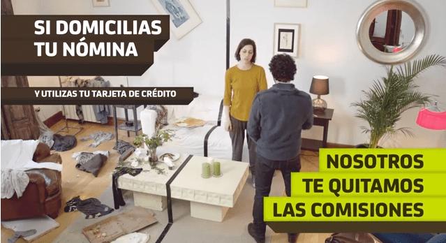 Vccp spain empieza a trabajar para bankia la publicidad for Bankia oficina por internet