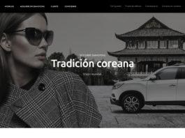 SsangYong Web