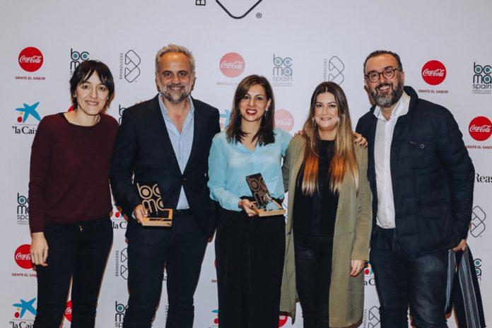 Casanova se alza en los premios BCMA