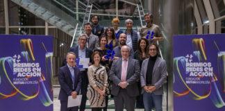 La Fundación Mutua Madrileña ha celebrado su primera edicion de los Premios Redes
