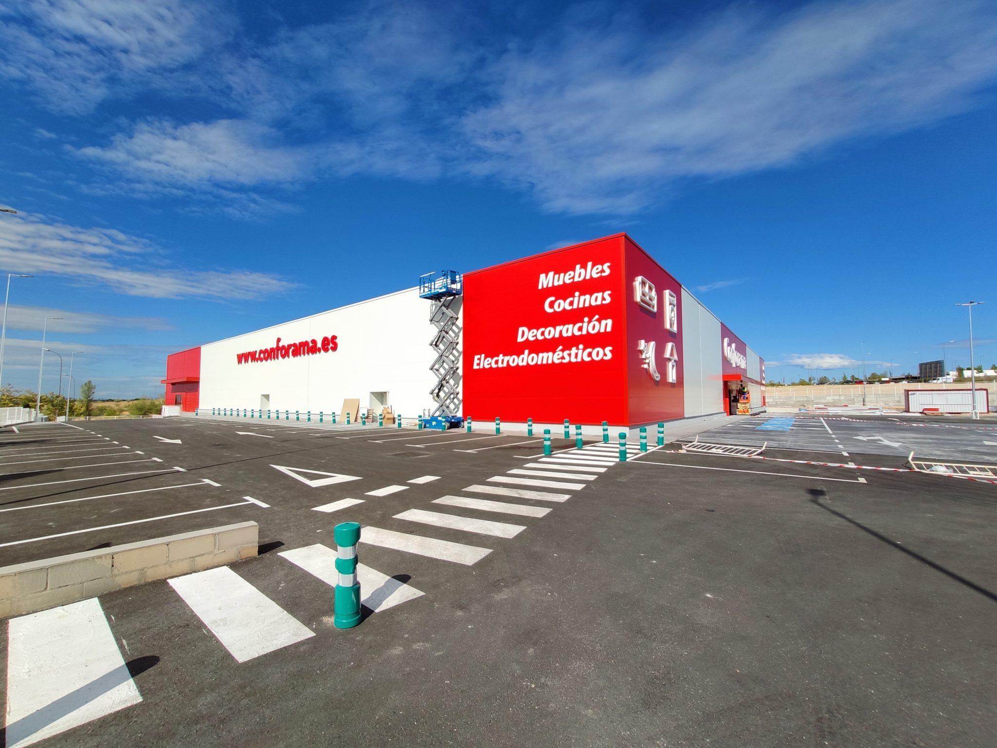 Conforama Inaugura Su Primera Tienda En Majadahonda La