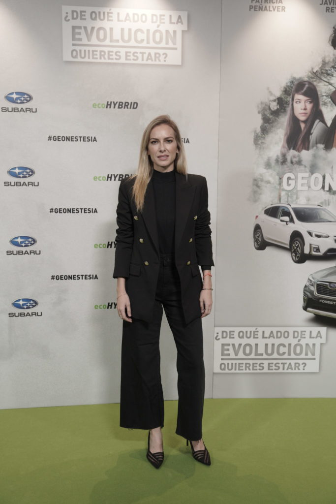 Subaru presentación