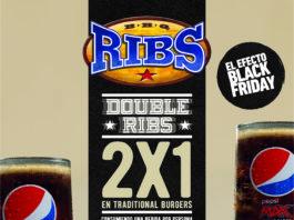 Ribs celebra el Black Friday