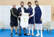 Real Madrid baloncesto Llull, Rudy, Laso