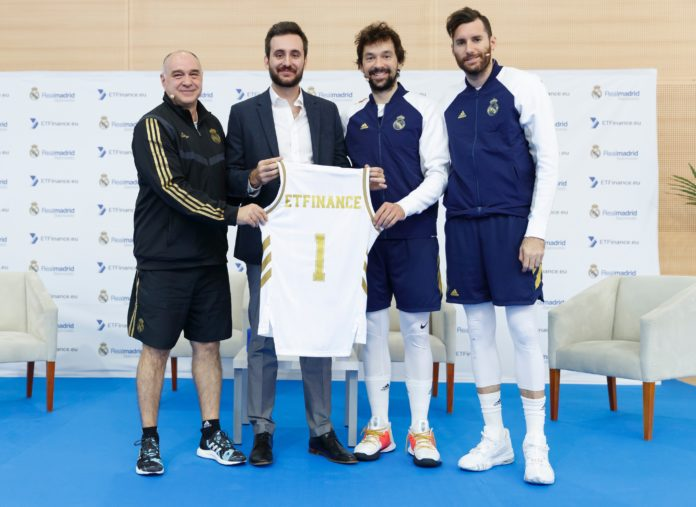 Real Madrid baloncesto Llull, Rudy, Laso