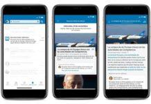 LinkedIn lanza noticias diarias en su plataforma