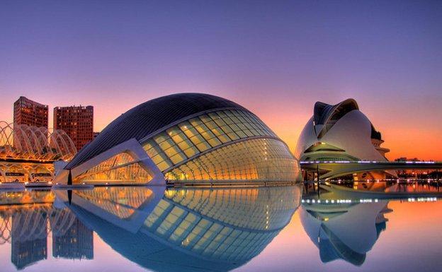 Valencia como sede de los Premios Genio