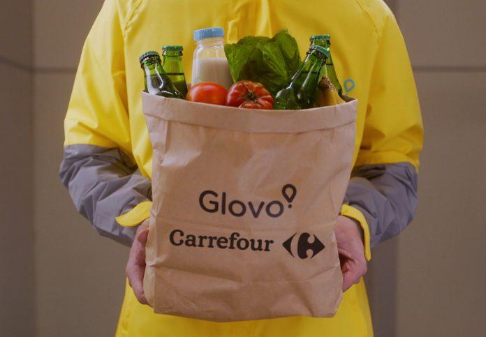 Carrefour y Glovo refuerzan su acuerdo