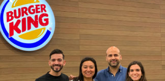DAVID Mad la nueva agencia de Burger King
