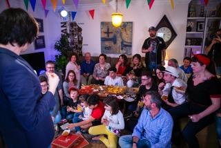 Telepizza elabora un studio debido a la tercera entrega de Humor a Domicilio