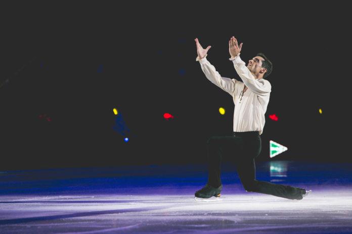 Mitsubishi patrocinador de Revolution on Ice