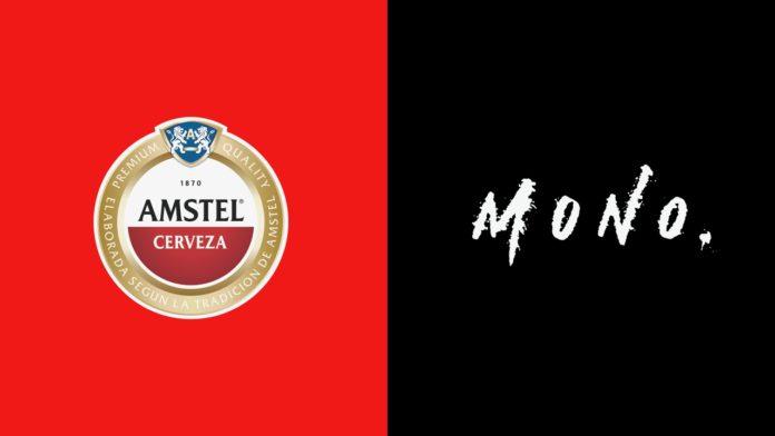 Mono nueva agencia creativa de Amstel