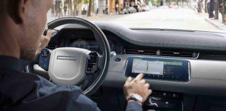 Jaguar Land Rover presentan su software inalámbrico