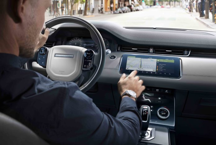 Jaguar Land Rover presentan su software inalámbrico