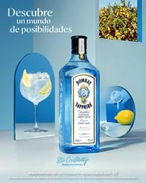 Bombay Sapphire presenta su nueva campaña
