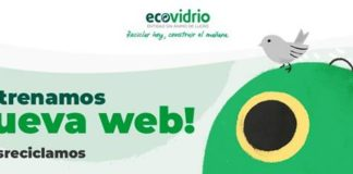 Ecovidrio estrena su nueva web