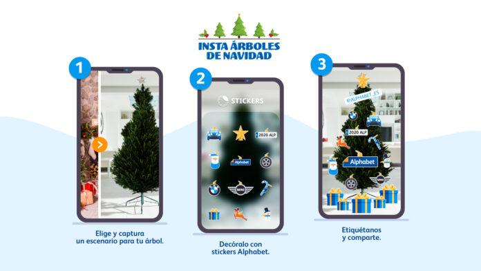 Alphabet presenta campaña de navidad