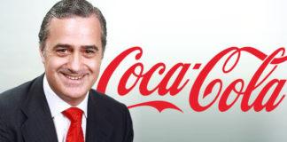Manolo Arroyo CMO global de Cocacola