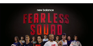 New Balance estrena su primera serie