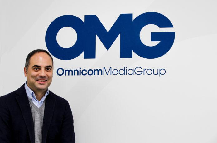 Arturo Valero se incorpora a Omnicom