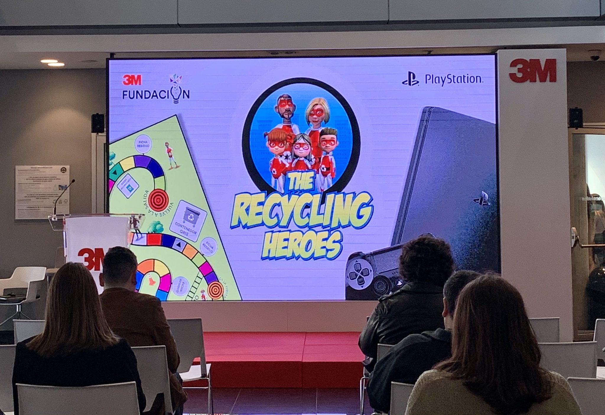 """Resultado de imagen de The Recycling Heroes"""""""