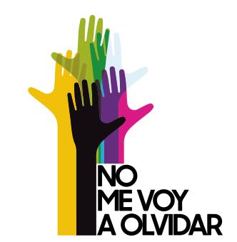 #NoMeVoyAOlvidar